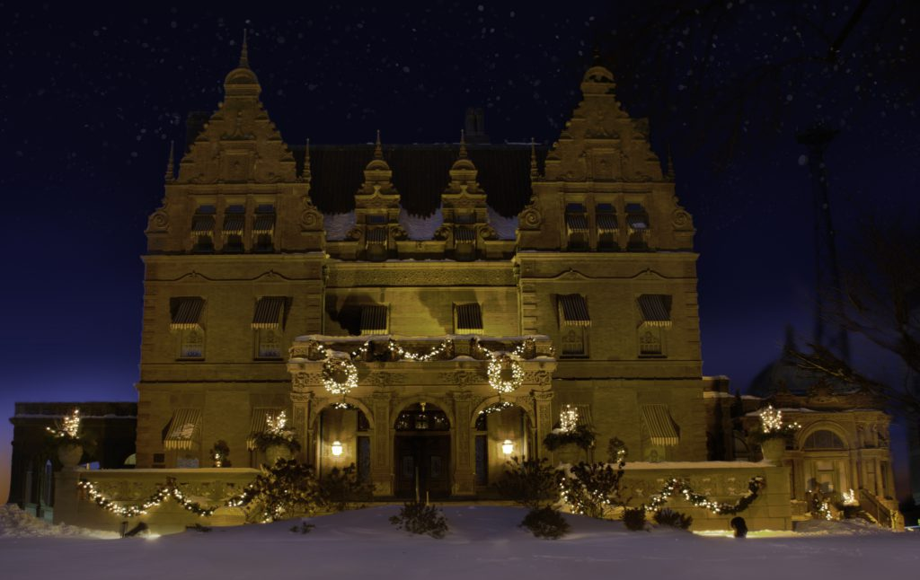 The Pabst Mansion. Photo courtesy of The Pabst Mansion.