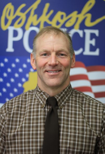 Michael Wissink. Photo from the WI DOJ.