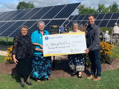 Solar for Good Program Helps Fund 13 Solar Energy Projects for Wisconsin Nonprofits