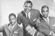 The Drifters. Photo is in the Public Domain.
