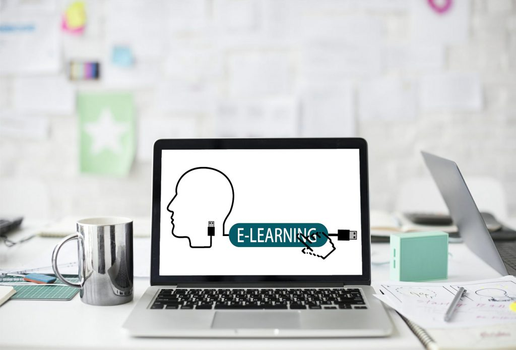 E-learing. Pixabay License. Free for commercial use. No attribution required.