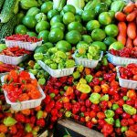 Entertainment at a Distance: New Farmers Market Visiting Food Deserts