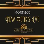 "For Members Only: Free Tickets for ""Roaring 20's"" New Year's Eve"