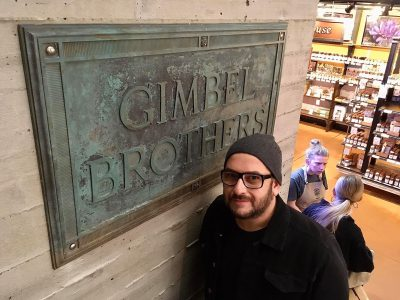 Plenty of Horne: Public Market Scores Gimbel's Sign