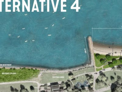 MKE County:  New Area for South Shore Beach Chosen