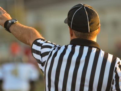 Op Ed: Make It a Crime to Harass Referees?