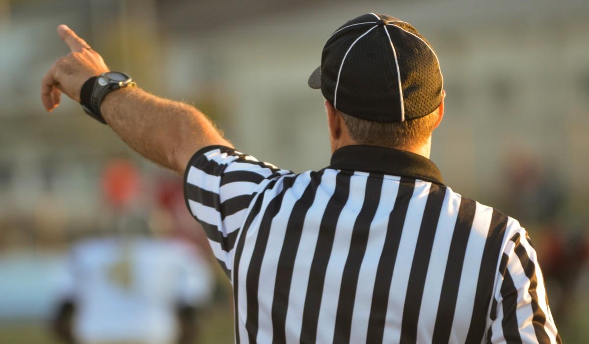 Referee (CC0 Public Domain).