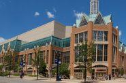 The Wisconsin Center in Milwaukee. Photo courtesy of Visit Milwaukee.