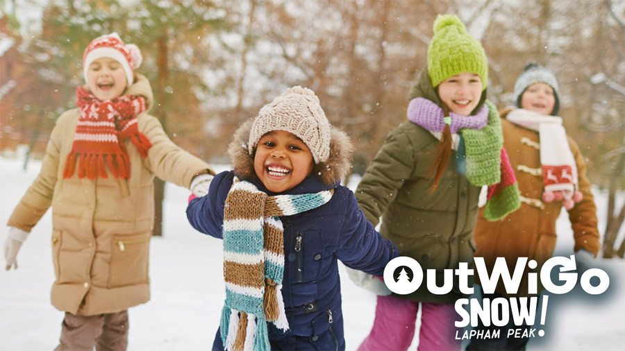 OutWiGo Snow Event Being Held Saturday, Jan. 11 at Lapham Peak