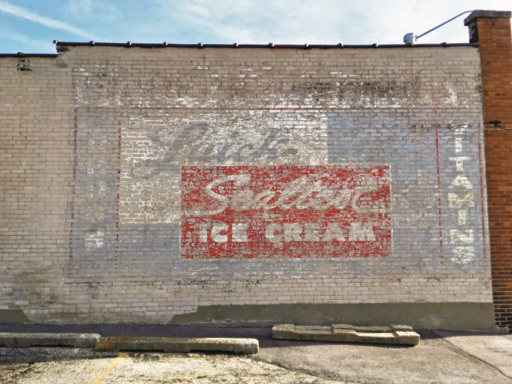 Sealtest Ice Cream. Photo by Adam Levin.