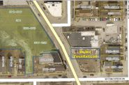 3317-3349 N. Martin Luther King Jr. Dr. development site. Image from the City of Milwaukee.