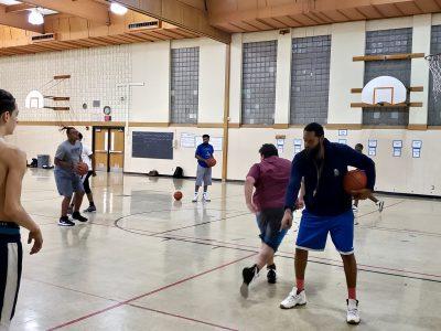 Basketball Coach Demands Good Grades