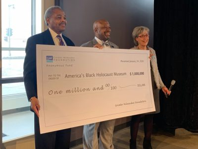 Black Holocaust Museum Gets $1 Million Grant