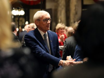 Gov. Evers Delivers 2020 State of the State Address