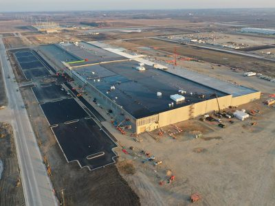 Back in the News: Foxconn's 1 Million Square Feet; Of What?