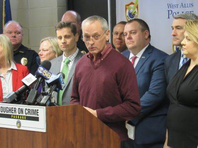 "GOP Legislators Push ""Tougher on Crime"" Bills"