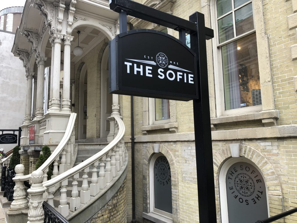 The Sofie. Photo by Dave Reid.