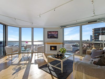 MKE Listing: Landmark Three-Bedroom Condo