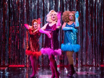 Theater: Rep's Comic Drag Show Is Fun