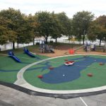 MPS Playgrounds Going Green