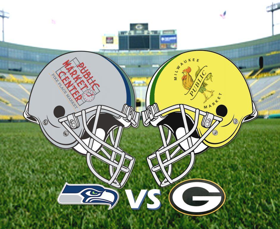 Packers vs Seahawks - MPM vs PPM