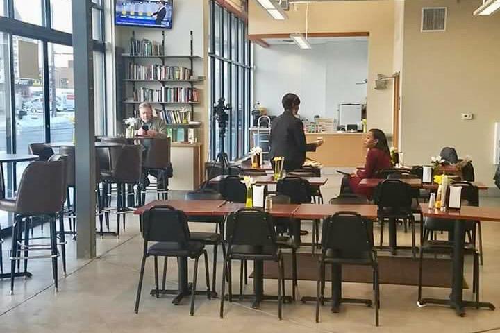 Rise & Grind Cafe. Photo courtesy of Rise & Grind Cafe.
