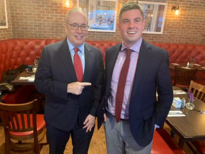 New York City's Progressive Comptroller Scott Stringer Endorses Alex Brower for Milwaukee City Comptroller