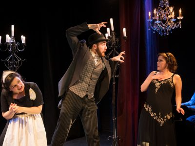 Theater: A 'Ruddigore' For the Ages