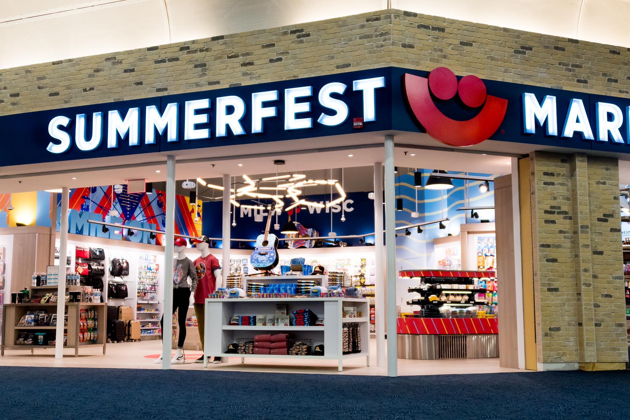 Summerfest Marketplace Officially Opens at MKE