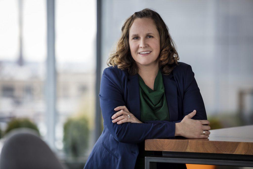 Teresa Wadzinski. Photo courtesy of Eppstein Uhen Architects.