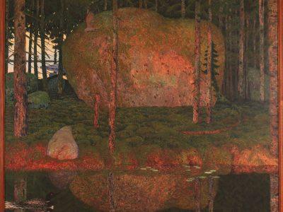 Visual Art: The Mystical Power of Tom Uttech
