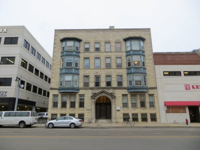 What's It Worth?: Comstock Building Oldest of Its Kind?