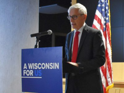 "Evers Assigns ""Homework"" to Legislators"