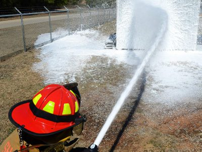 2/3rds of State's Fire Departments Stock Foam With PFAS