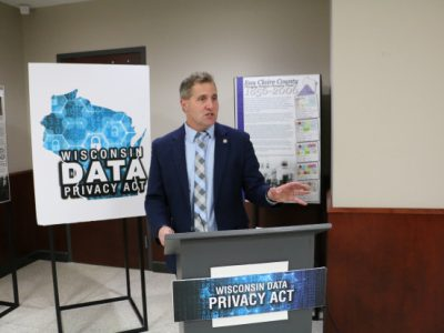 Bills Would Block Tech Companies Collecting Personal Data