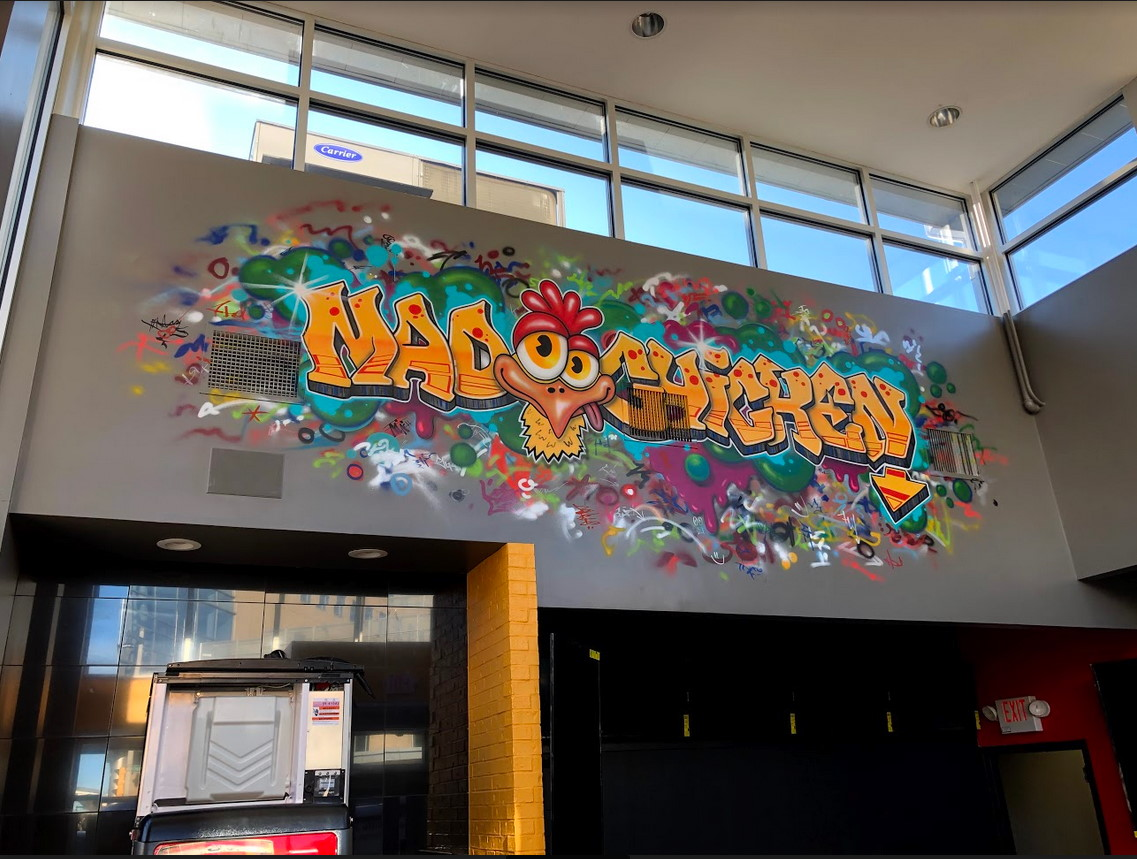 Mad Chicken Grand Opening