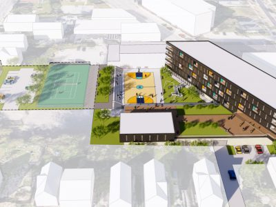 Eyes on Milwaukee: Apartment Building Planned for King Drive