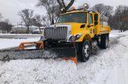 A City of Milwaukee snow plow. Photo by Jeramey Jannene.