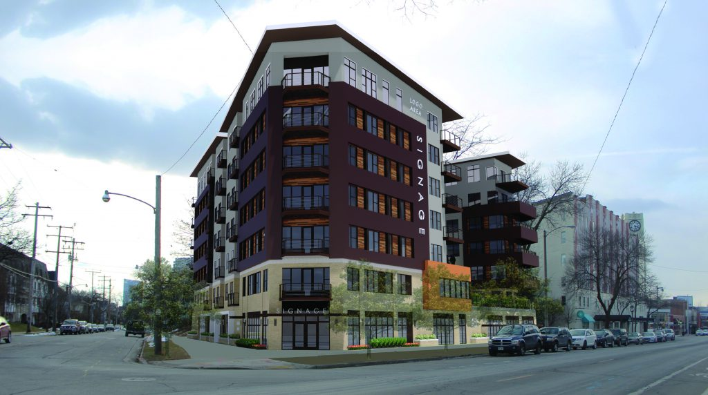 North/Summit project rendering. Rendering by JLA Architects.