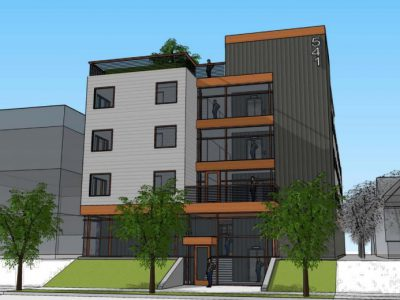 Plats and Parcels: 27 Apartments Planned Near Marquette