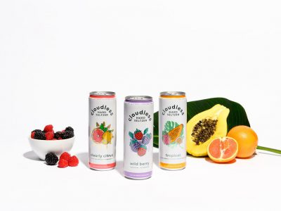 After 18 Months in Development 3 Sheeps Brewing Co. Unveils Cloudless Hard Seltzer – A Line of Fruit-Forward Seltzers in Slim Cans