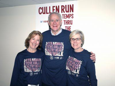 Photo Gallery:  Cullen Healthy Heart Run/Walk a Success