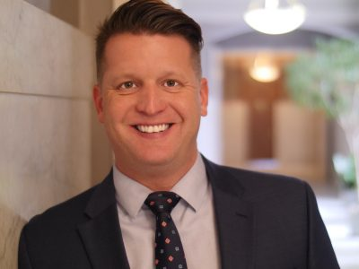 Brett Blomme Announces Endorsement from LGBTQ  Victory Fund