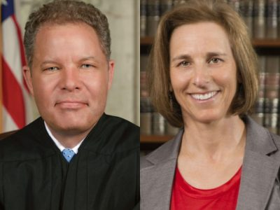 Supreme Court Candidates Spar Over Integrity