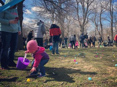 20th Annual Humboldt Park Easter Egg Hunt is Saturday, March 28