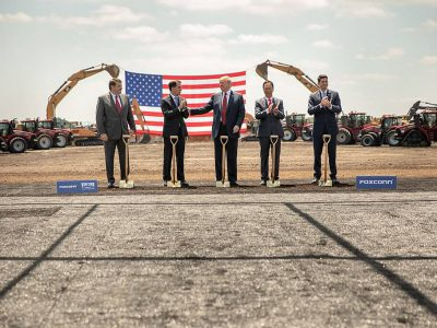 Local Skepticism Grows On Foxconn's Future