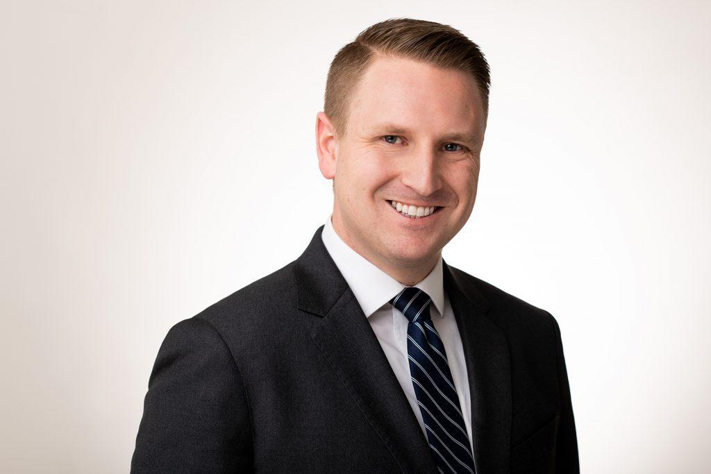 Christopher M. Hayden. Photo courtesy of Gimbel, Reilly, Guerin & Brown LLP.