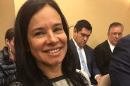 Christine Neumann Ortiz of Voces de la Frontera. Photo by Isiah Holmes/Wisconsin Examiner.