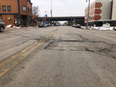 Transportation: City to Rebuild National Avenue