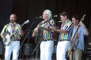 The Kingston Trio. Photo is in the Public Domain.